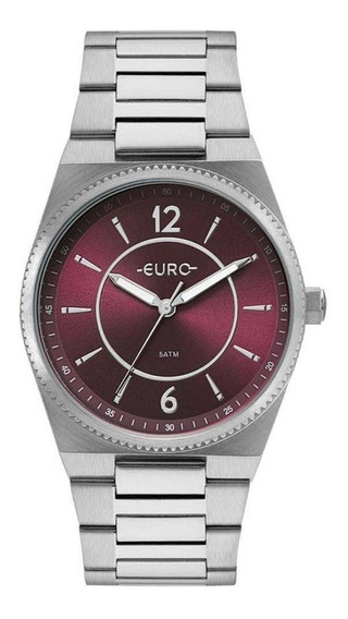 Relógio Euro Feminino Ref: Eu2035yre/3n