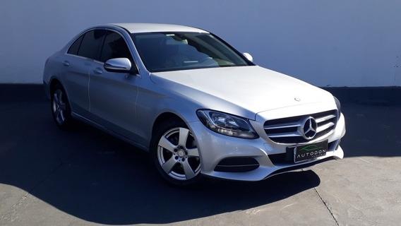 Mercedes-benz Classe C 1.6 Turbo 4p 2016