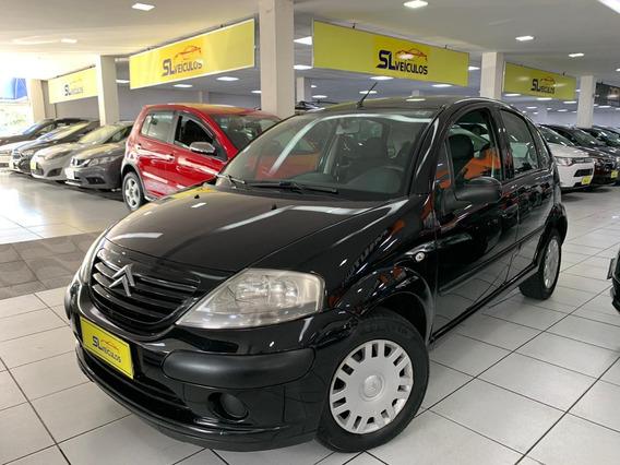 Citroën C3 2007 1.4 8v Glx Flex 5p