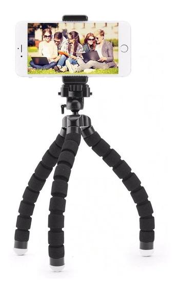 Tripé Phone Holder TriPod Tripé Selfie Flexível
