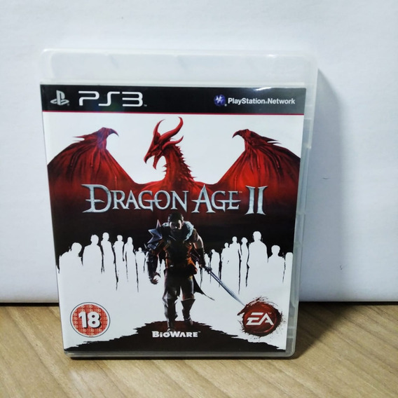 Dragon Age 2 Ps3 Usado