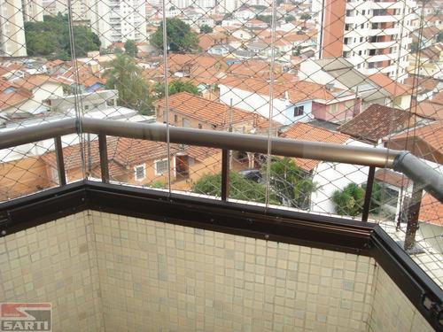Imagem 1 de 15 de Belíssimo Apartamento, Conservado, Vista Para A Serra Da Cantareira,   - St4436