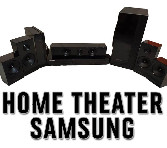 Home Theater Samsung Ht-f5500w