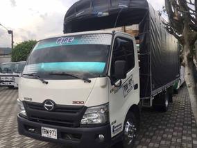 Camion Hino Dutro Express 300 Carroceria Estaca Turbo Diese