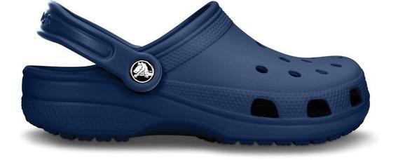 Crocs Classic Clog Azul Hombre Mujer