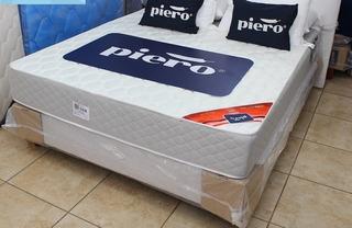 Sommier Piero - Modelo Foam 1.40x1.90 Mts - Consultar Stock