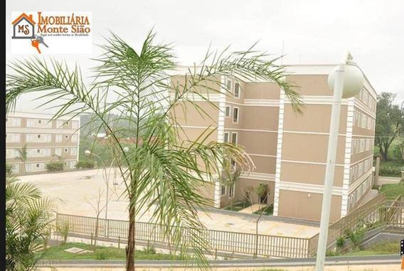 Apartamento Com 2 Dormitórios À Venda, 45 M² Por R$ 180.000,00 - Água Chata - Guarulhos/sp - Ap1867