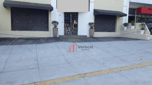 Imagem 1 de 14 de Excelente Salão Comercial Jardim Avelino - Sl0189