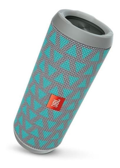 Caixa De Som Portátil Jbl Flip 4 Bluetooth Speaker Original