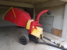 Chipiadora Y Tractor Jardin