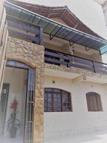 Sobrado Com 3 Dorms, Vila Atlântica, Mongaguá - R$ 300 Mil, Cod: 286891 - V286891