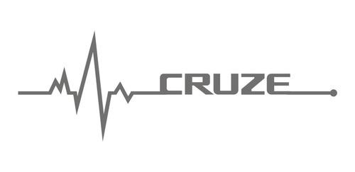 Calco Cruze En Mi Sangre 20 X 7 Cm - Graficastuning