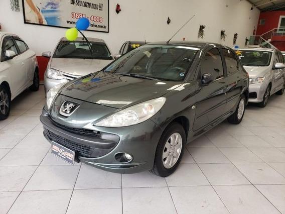 Peugeot 207 Xr Sport 1.4 8v Flex, Emf1826