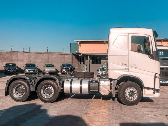 Volvo Fh 540 6x4 I Shift 2017/17 Bug Pesado = Fh 420 Scania