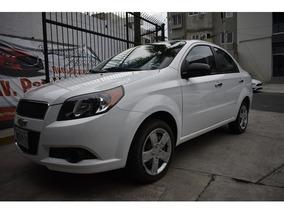 Chevrolet Aveo Lt 2016 Seminuevos