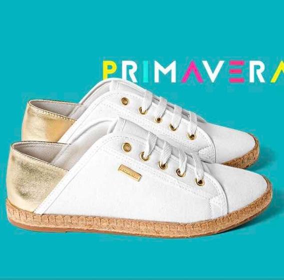 Zapatos Blancos Dama