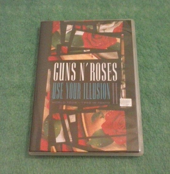 Dvd Guns N Roses-use Your Illusion 2