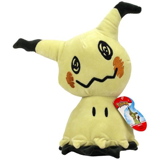 Pokemon Pelúcia Colecionável - Mimikyu - 20 Cm Original Dtc