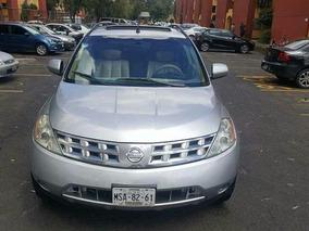 Nissan Murano Sl Ee Aa Piel Qc 2wd At Urge