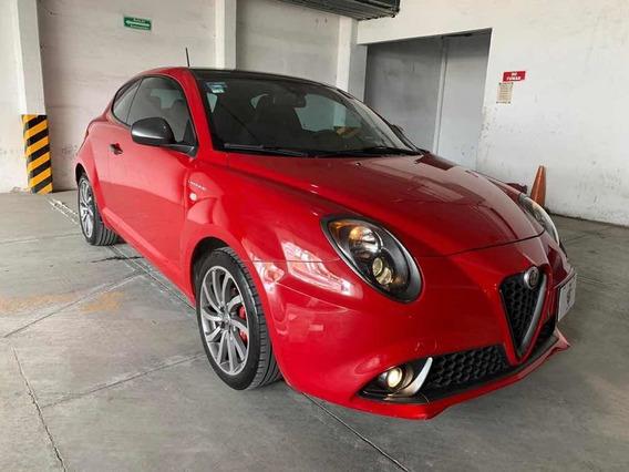 Alfa Romeo Mito 1.4 Progression Luxury Mt 2017