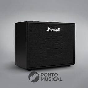 Amplificador De Guitarra Code 50 - Marshall - Frete Grátis