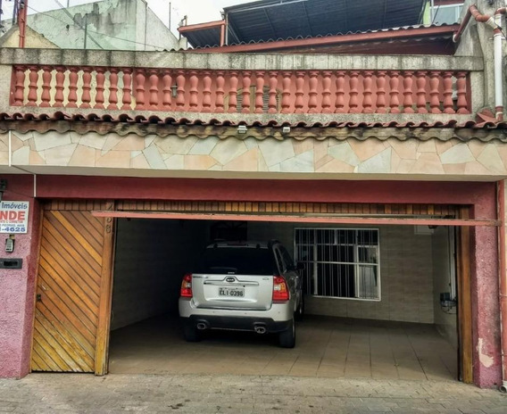 Sobrado Residencial À Venda, Jardim Arize, São Paulo. - So14299