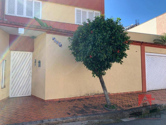 Casa Com 3 Dormitórios À Venda, 380 M² Por R$ 750.000 - Centro - Bragança Paulista/sp - Ca1060