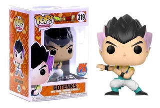 Funko Pop 319 Gotenks Dragon Ball Z Envío Gratis Caba Oferta