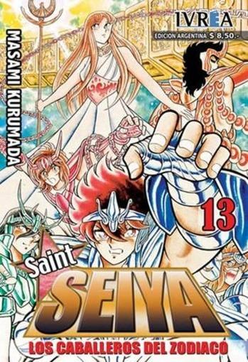 Saint Seiya Caballeros Del Zodiaco 11 - Masami Kurumada