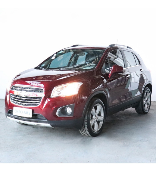 Chevrolet Tracker 1.8 Ltz+ Awd At 140cv - 33254 - C
