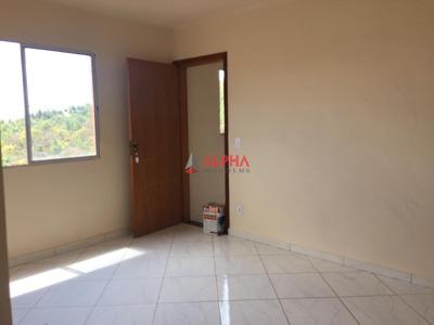 Apartamento De 03 Quartos No Bairro Bosque De Ibirité - 4756