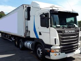 Scania G 380 6x2 2010 / 2010