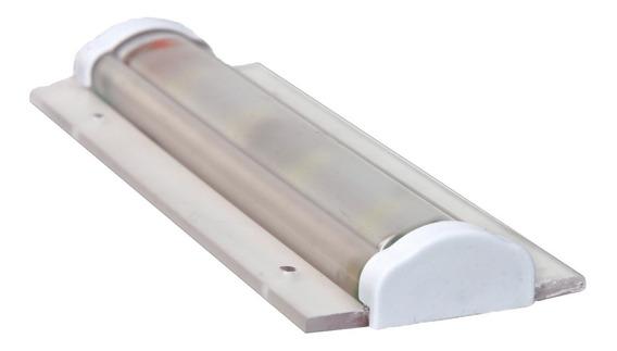 Multiflash Sinbrax Barra Régua De 6 Leds 12 Cm 12v Ou 24v