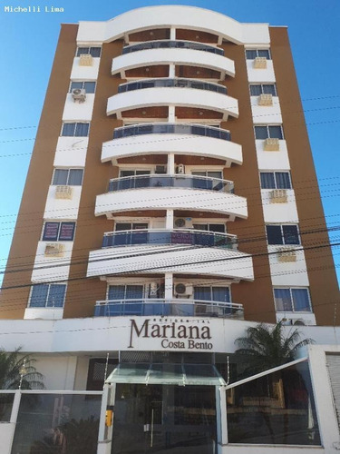 Apartamento Para Venda Em São José, Barreiros, 3 Dormitórios, 1 Suíte, 2 Banheiros, 1 Vaga - Ml147_1-1783034
