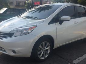 Nissan Note Advace 2015 Blanco Perlado 1600 Cc