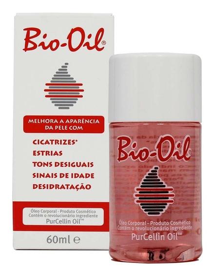 Bio Oil Óleo Corporal 60ml Tratamento Estrias Cicatrizes