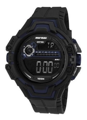 Relógio Mormaii Masculino Acqua Pro Mo1082an/8a