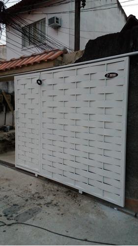 Imagem 1 de 5 de Portão De Garagem