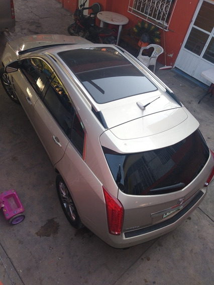 Cadillac Srx 3.0 C Piel Cd Xenon 4x4 At 2010