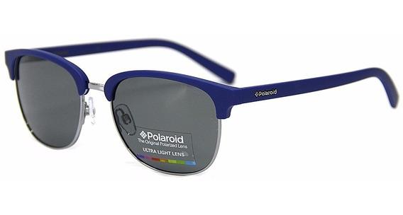 Óculos De Sol Polaroid 1012 Polarizado Retrô