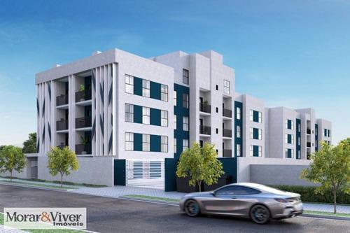 Imagem 1 de 15 de Apartamento Para Venda Em Curitiba, Capão Da Imbuia, 1 Dormitório, 1 Banheiro - Ctb9955_1-1283372