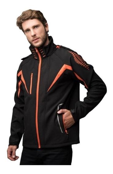 Jaqueta Masculina Sport Wear Neoprene Com Forro E Capuz