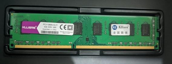 Memória Ram Ddr3 4gb 1600 Mhz Killisre Amd