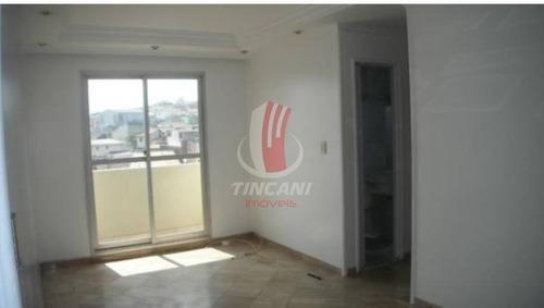 Apartamento Para Venda No Bairro Chácara Belenzinho Com 2 Dorms, 1 Vaga, 57 Metros. - 3454
