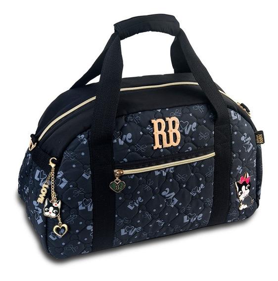 Bolsa De Viagem Rebecca Bonbon Rb7190