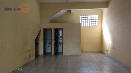 Imagem 1 de 8 de Ponto Para Alugar, 70 M² Por R$ 2.800/mês - Centro - São José Dos Campos/sp - Pt0565
