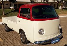Vw Kombi Pick Up 1986 Customizada Qualidade Ateliê Do Carro