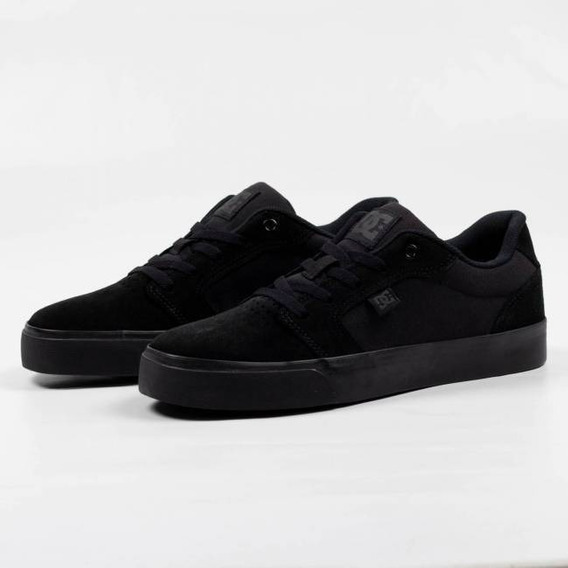 Tênis Dc Anvil La - Black/black