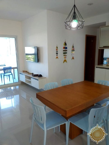 Imagem 1 de 17 de Ótimo Apartamento Com 02 Dorms, Sendo 01 Suíte Com Varanda Gourmet !!! - 34256