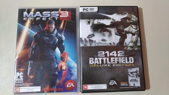 Jogos Para Pc Originais Mass Effect Battlefield Cod